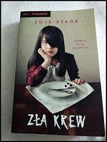 """Zoje Stage - """"Zła krew"""" rewelacja"""