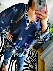Kwiaty zawsze w modzie od T...