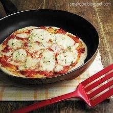 Pizza bez piekarnika, bo z patelni!
