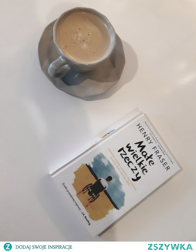 Henry Fraser stworzył książkę, która jest absolutnie wyjątkowa. Po raz kolejny podpisuję się pod stwierdzeniem, że najpiękniejsze scenariusze pisze życie.