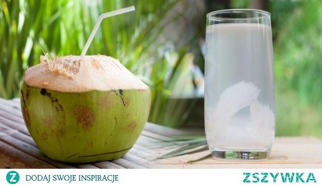 Czy wiesz co się stanie, jeśli pijesz wodę kokosową przez 7 dni?