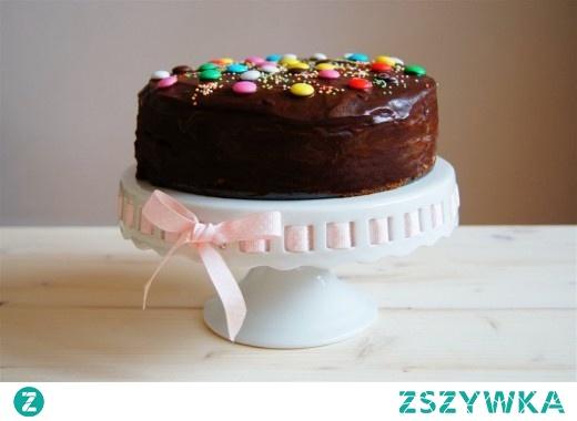 tort w groszki