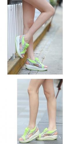 Sportowe sandały idealne na...