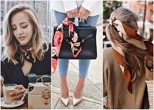 Jak nosić apaszkę? 6 modnych sposobów!