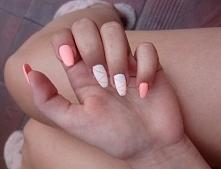 #handmadenails To za razem pierwsza moja zszywka, a także pokazanie szerszej publiczności moich inspiracji oraz zamienianie ich w czyn. Kocham stylizację paznokci, jest to coś c...