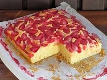 Ciasto z truskawkami - pulc...