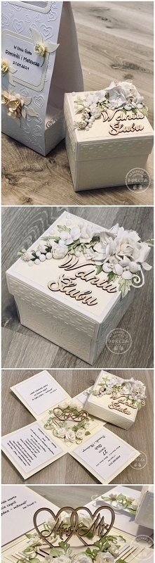 Ślubny box D&M
