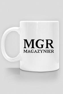 Kubek MGR - magazynier
