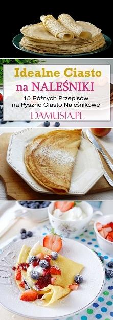 Idealne Ciasto na Naleśniki: 15 Różnych Przepisów na Pyszne Ciasto Naleśnikowe