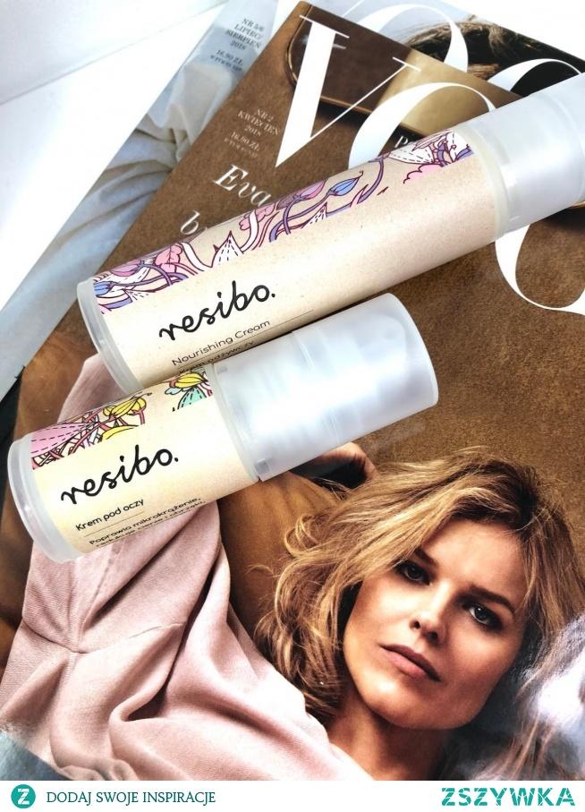 Nowy post na blogu, opinia po 5 miesiacach stosowania produktów Resibo