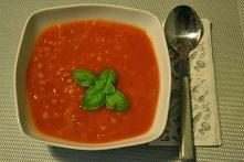 pikantny krem z pomidorów z...