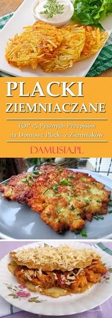 Placki Ziemniaczane: TOP 15 Pysznych Przepisów na Domowe Placki z Ziemniaków
