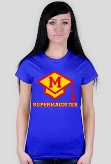 Supermagister koszulka dams...
