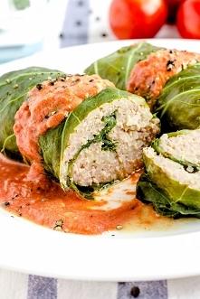 Idealne gołąbki z sosem pomidorowym