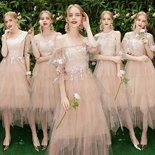 Stylowe / Modne Różowy Perł...