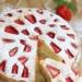 Najłatwiejsze ciasto truskawkowe