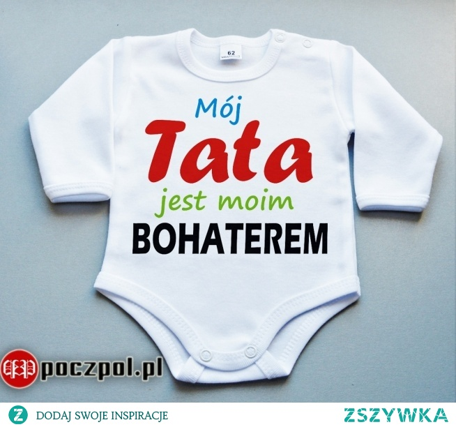 Mój TATA jest moim bohaterem