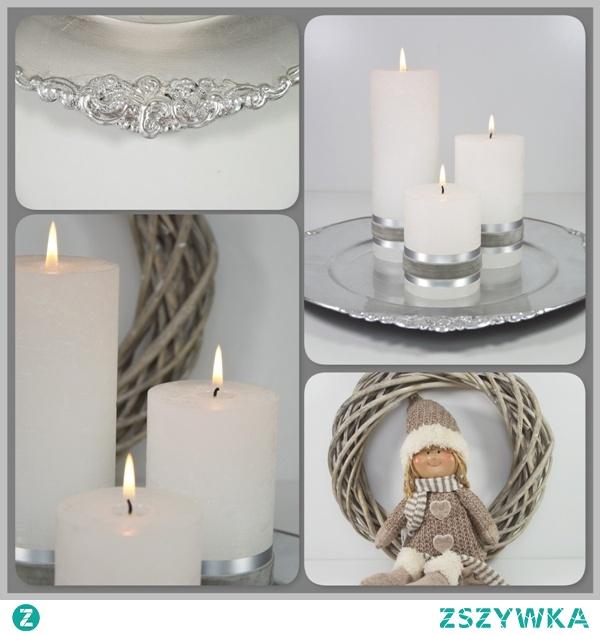 Badidi_Shop (Allegro) świeczki na ślub
