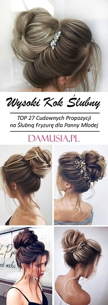 Wysoki Kok Ślubny – TOP 27 ...