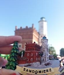 Sandomierz- królewskie mias...