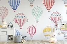 Kolorowe balony to wzór ide...