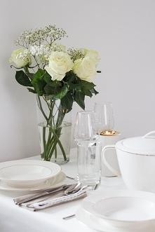 kwiatki na stół