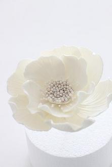 kwiatki z masy