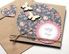 kartka ślubna :: handmade :...