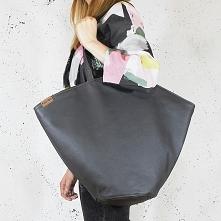 Shelly bag grafitowa torba ...