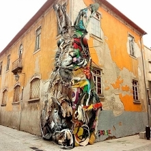 Half Rabbit, Porto - Portugalia :) Piękne puzzle, miłego układania ;)