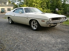 Dodge Challenger z 1970 r.