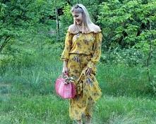 Maxi boho sukienka od SecretGar z 12 czerwca - najlepsze stylizacje i ciuszki