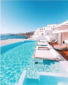 Wyspa w Grecji - Mykonos &l...