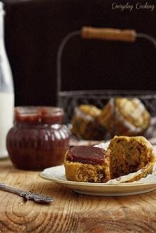 Dyniowe muffiny z cynamonem...