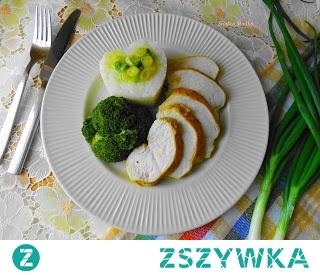 Filet z Kurczaka w Curry i Jogurcie. Szybki pomysł na smaczny obiad.Filet jest miękki i soczysty w środku a na zewnątrz złoty i aromatyczny.
