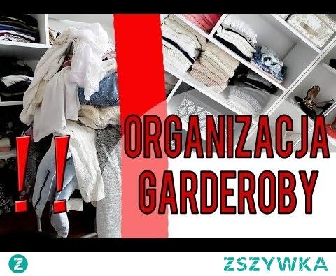 Organizacja garderoby / szafy #001