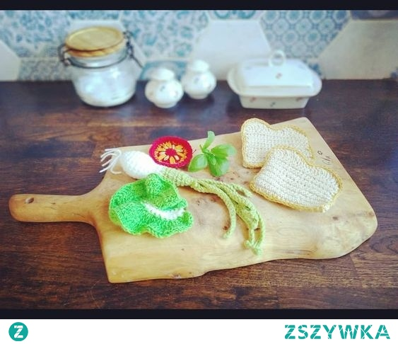 Kromki chleba
