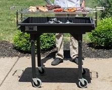 Węglowy grill do ogrodu - R...