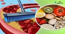 10 najlepszych pokarmów oczyszczających tętnice
