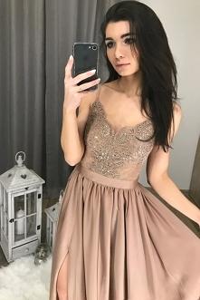 Wieczorowa sukienka Bella -...