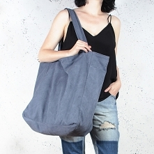 Big Lazy bag torba ciemnoni...