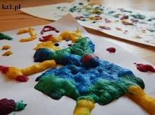 Rosnące kolorowe farby - pr...