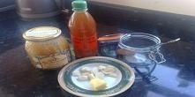Ocet jabłkowy, czosnek i miód – naturalny środek zaradczy