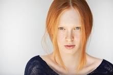 Komu pasują rude włosy?
