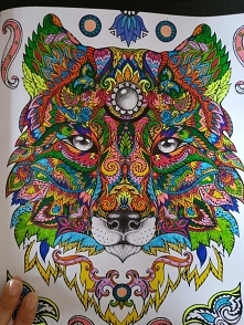 ... kocham kolorować *.*
