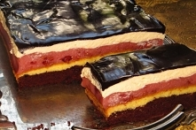 Ciasto Wiśniowiec kakaowy