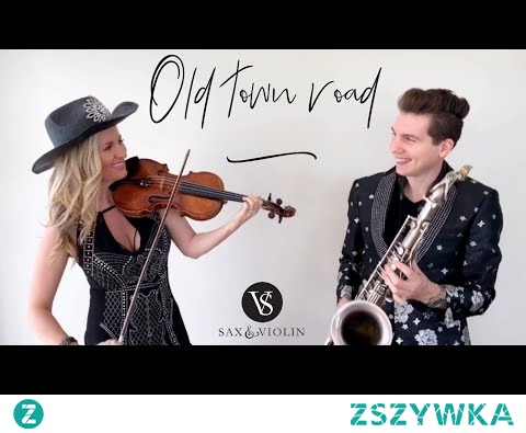 Old Town Road - Sax And Violin (Lil Nas X, Billy Ray Cyrus Cover)