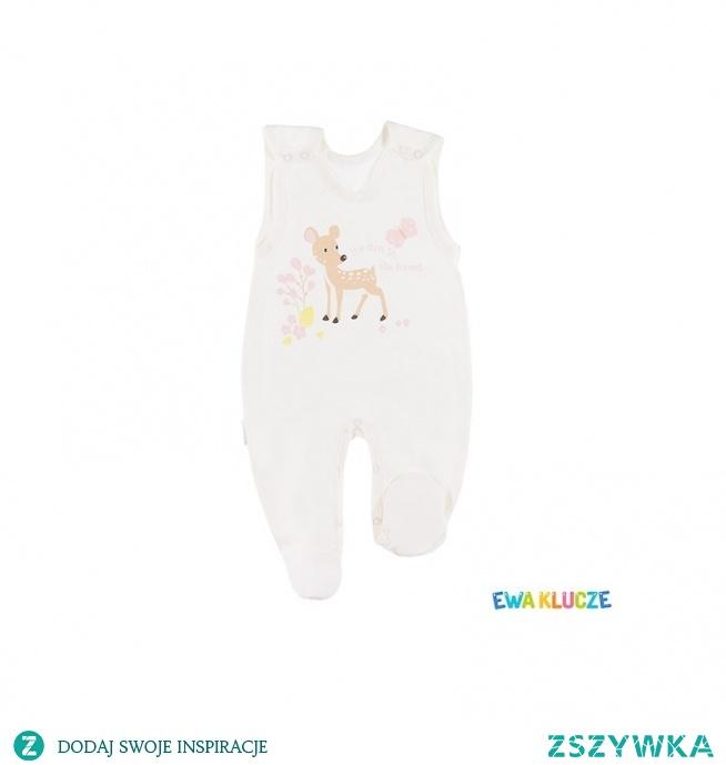 Śpioszki dla niemowląt. Ewa Klucze