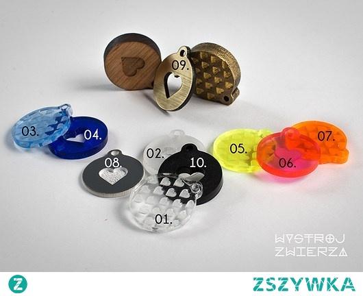 identyfikator 25mm  _ by Wystrój Zwierza