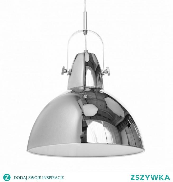 Lampa wisząca CANDE TS-110611P-CH Zuma Line to designerska lampa w kolorze chrom. Lampa, której zadaniem jest oświetlić wnętrze w tym wypadku służy także jako elegancka dekoracja. Wykonana z metalu w nowoczesnym wydaniu będzie cieszyć oko przez wiele lat. Kolekcja CANDE występuje w różnych kolorach biały, czarny, chrom i szary.